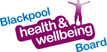 Blackpool Healt and Wellbeing Logo